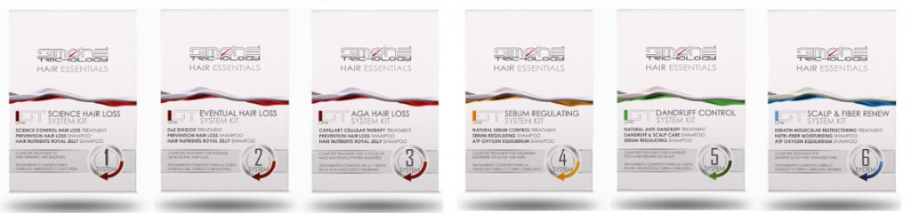 HAIR ESSENTIALS SYSTEM KITS
